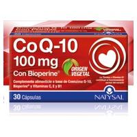 Coenzima Q10 con Bioperine Vit C E y B1