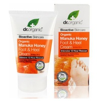 Organic Manuka Honey Feet and Heel Cream