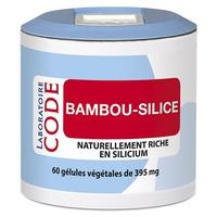 Bamboo-Silica Pillbox