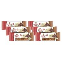 Gluten-free organic quinoa and cocoa bar pack