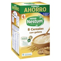 Nestum 8 cereals with biscuit