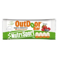 Barrita Energética Outdoor (Sabor Red-Berries)