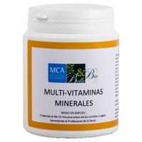 Multivitaminas y Minerales