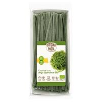 Linguine z algami spirulina Bio