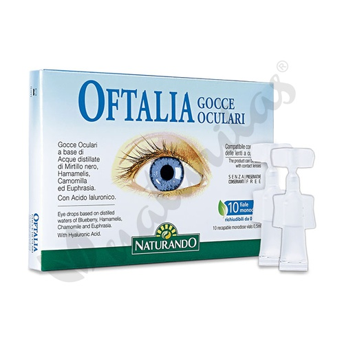 Oftalia gocce oculari