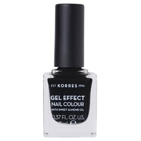 Nail polish Sweet Almond 100 Black