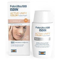 Photo Ultra 100 ISDIN Active Unify ColorFusion Fluid SPF 50+