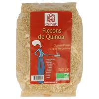 Copos de Quinoa Bio