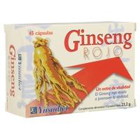 Ginseng Rojo Coreano
