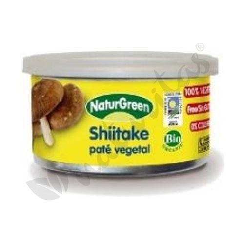 Pate Shitake Bio 125 gr de Naturgreen