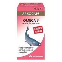 Arkocápsulas Omega 3 Aceite de Pescado