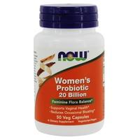 Probiótico Mujer 20 Billion