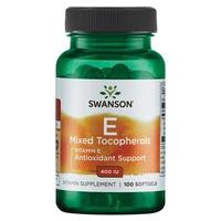Tocoferoles mixtos de vitamina E 400 UI