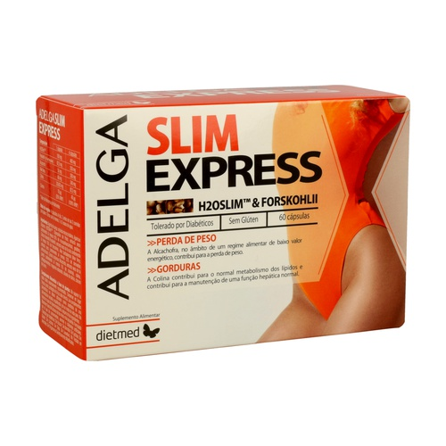 Adelgaslim Express Summer 60 cápsulas de Dietmed