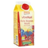 Organic Red Fruit Juice