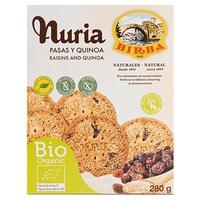 Biscuits aux raisins secs avec quinoa bio