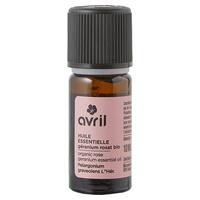 Organic Rosat Geranium essential oil
