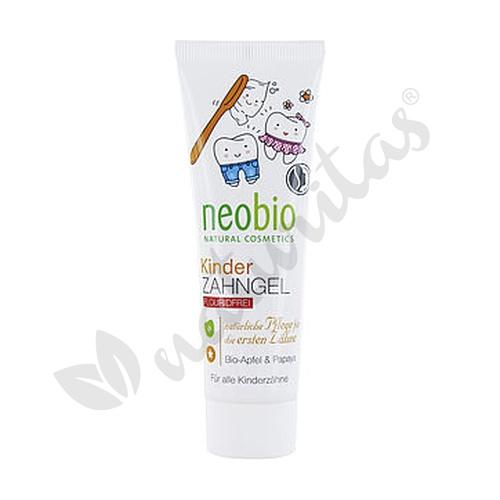 Dentífrico para Niños Eco  50 ml de Neobio