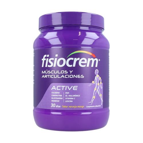 Comprar Fisiocrem Active Articulaciones Y Músculos 540 G Fisiocrem Naturitas