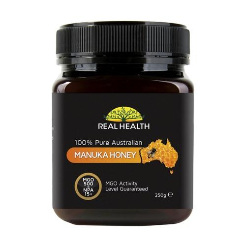 Real Health Miel De Manuka MGO-100