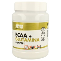 BCAA + Glutamine Concept (saveur d'ananas)