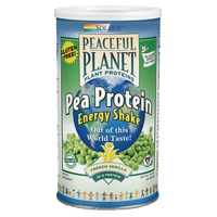 Pea Protein Energy Shake French Vanilla