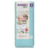 T4 diapers (7-14 Kg) ECO