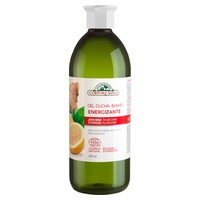 Energizing Shower Gel With Ginger and Citrus Extract Sensitive Skin