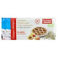 Tartaleta de Albaricoque y Trigo Sarraceno sin Gluten Bio