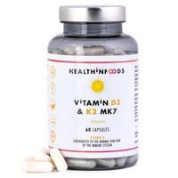 Vitamines D3 + K2 (MK7)