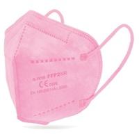 FFP2 mask without valve Pink