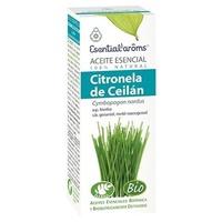 Citronela De Ceilan Aceite Esencial Bio