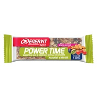 Enervit Power Time Cacahuetes y Arándanos
