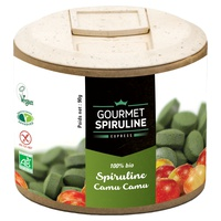 Comprimidos Spirulina Camu-Camu Pill Box