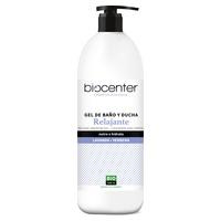 Relaxing Bath And Shower Gel Lavender Verbena Bio