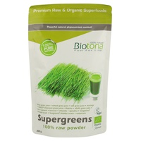 Supergreens Raw Bio