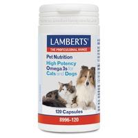 Pet Nutrition Omega-3 para gatos y perros