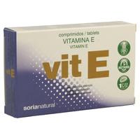 Zwolnij witaminę E.