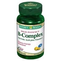 B Complex (Complejo de Vitamina B)