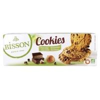 Galletas Cookies con chocolate y avellana