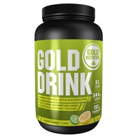 Gold Drink (Sabor Limón) 1 kg de Gold Nutrition