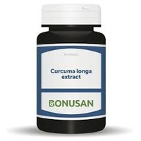 Curcuma Longa Extracto 60 cápsulas de Bonusan