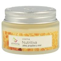 Crema Nutritiva Jalea, Propóleo y Miel