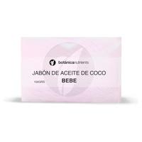 Jabón Aromático de Bebé de Aceite de Coco Botánica Nutrients