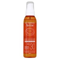 Huile solaire haute protection SPF30