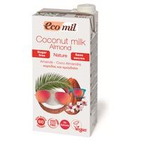 Bebida de Coco Eco Almendra Nature