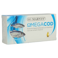 Omega Cod (Aceite de Hígado de Bacalao)