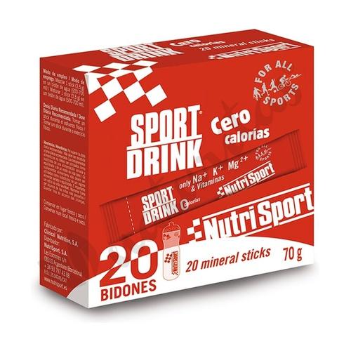 Sport Drink Cero Calorías