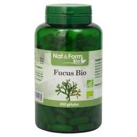 Fucus organic seaweed