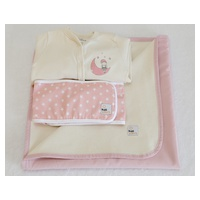 Pack regalo rosa